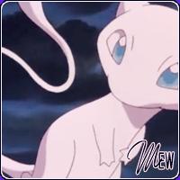 Mew (Pokemon) (Anime/Manga: Characters N-Z, Games)
