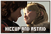 How to Train Your Dragon: Haddock III, Hiccup Horrendous and Astrid Hofferson
