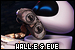 WALL-E: EVE and WALL-E