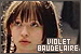 Series of Unfortunate Events, A: Baudelaire, Violet